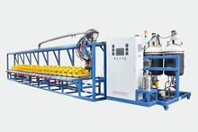 Polyurethane Foam Equipment for PU Shoe Sole Cushioning